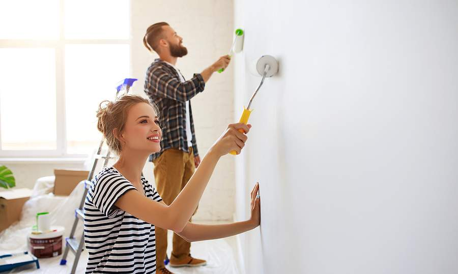 The Lafayette Team - Painting - Easy as 1-2-3